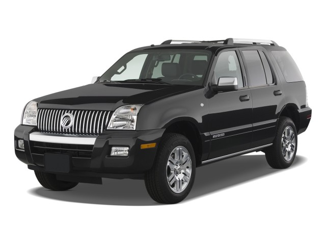 New And Used Mercury Mountaineer For Sale The Car Connection