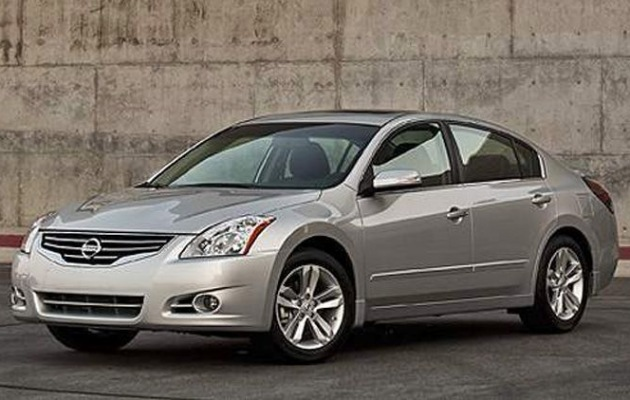 Preview 2010 Nissan Altima