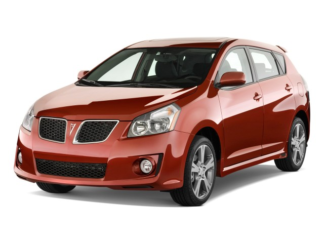 Gm Tries To Do Damage Control Pontiac Vibe Is Safe To Drive