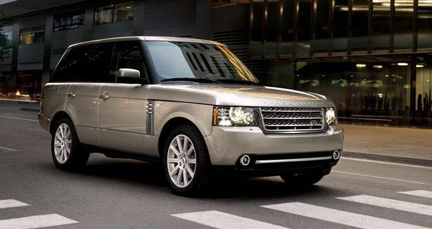 land rover prices the facelifted 2010 range rover. Black Bedroom Furniture Sets. Home Design Ideas