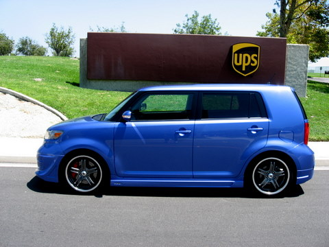 2010 Scion xB Release Series 7.0 #8202614