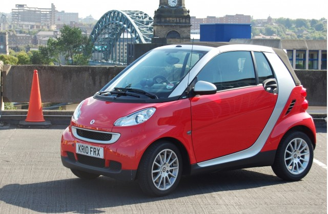 2010 Smart Fortwo Minicars Still On Sale Now Even Cheaper