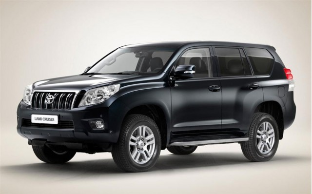 2010 Toyota Land Cruiser