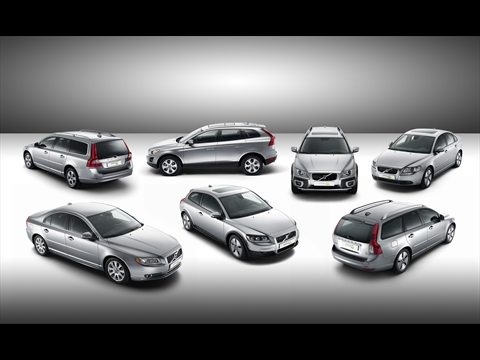 2010 Volvo Drive Lineup