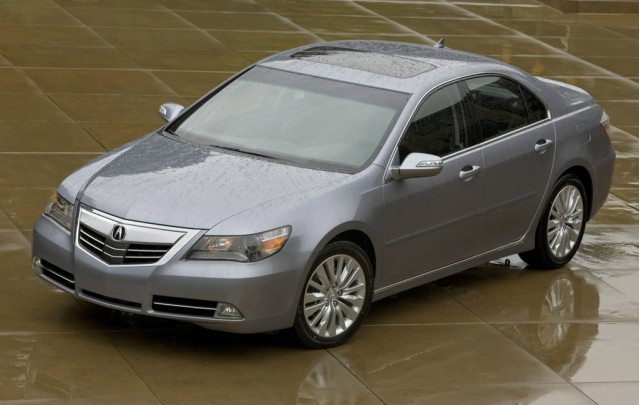 2013 acura rl to debut at 2012 new york auto show. Black Bedroom Furniture Sets. Home Design Ideas