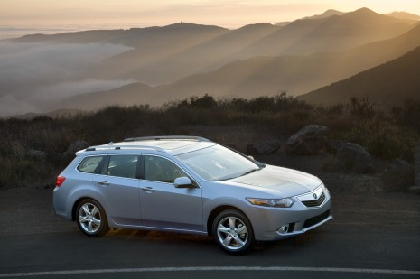 Acura Wagon on Family Car Advice  The Best Family Wagons For 2011