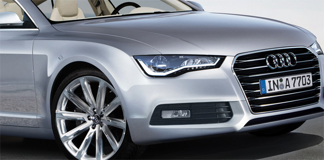 The Audi A7 isn t expected