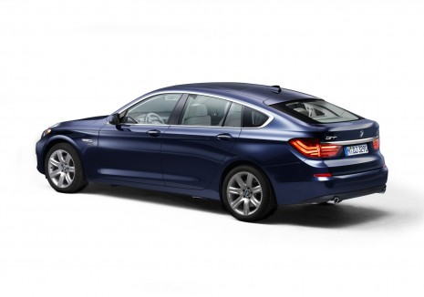 2011 BMW 5-Series Gran Turismo xDrive
