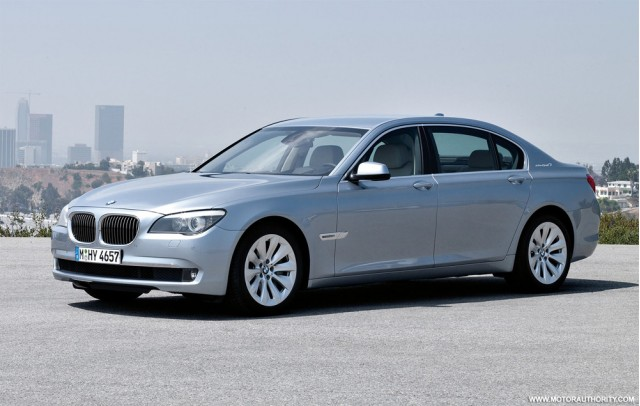 2011 BMW ActiveHybrid 7