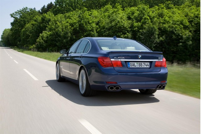 2016 Spyshots: Alpina B4 BiTurbo Wallpapers