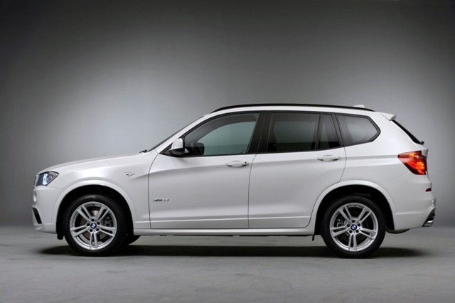 2011 bmw x3 first look u s version. Black Bedroom Furniture Sets. Home Design Ideas