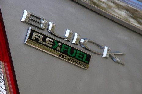 2011 buick regal turbo gets flex fuel capability. Black Bedroom Furniture Sets. Home Design Ideas