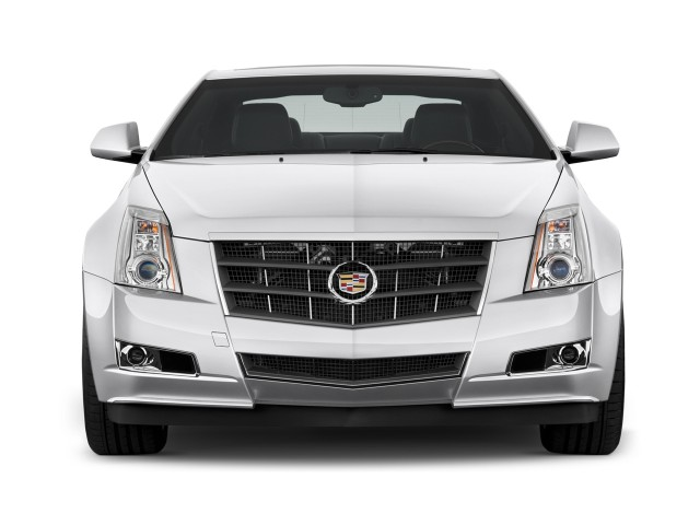 2011 Cadillac CTS Coupe #8083345