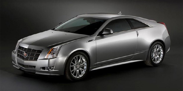 2011 Cadillac Cts Coupe Starts At 38 990 V From 62 990
