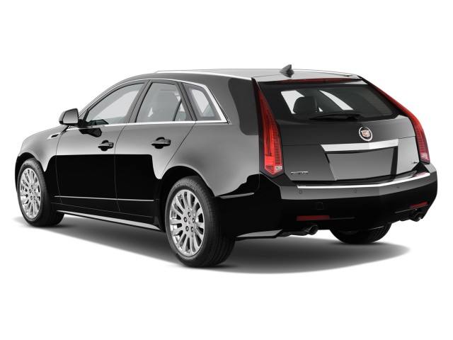 2011 Cadillac CTS Coupe #9096009