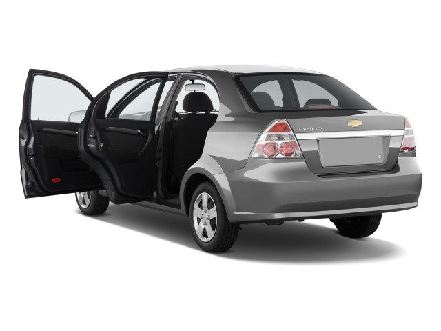 2011 Chevrolet Viva, to be sold in South America as Chevrolet Agile #7086792