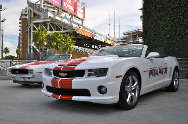 2011 Chevrolet Camaro SS Indianapolis 500 Pace Car #9693450