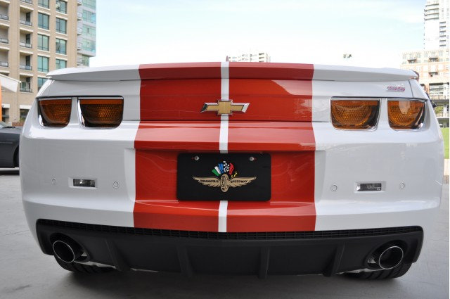 2011 Chevrolet Camaro SS Indianapolis 500 Pace Car #7786715