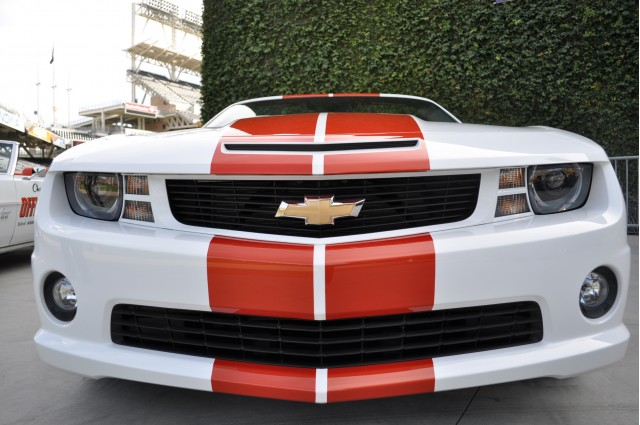 2011 Chevrolet Camaro SS Indianapolis 500 Pace Car #9723742