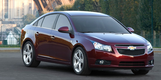 Chevrolet Cruze Wallpaper. 2011 Chevrolet Cruze PICTURES