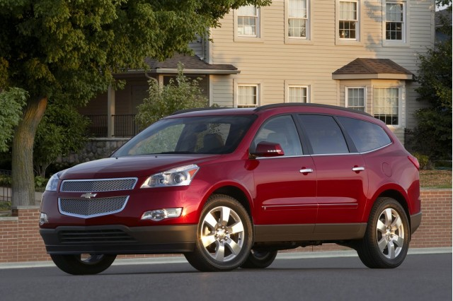 2011 chevrolet traverse gmc acadia buick enclave earn top safety. Cars Review. Best American Auto & Cars Review