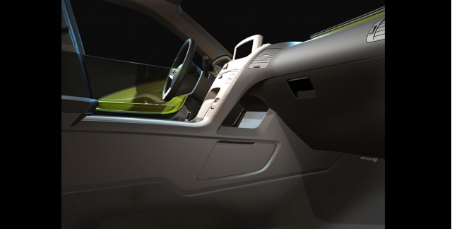2011 Chevrolet Volt MPV5 concept, Unveiled at 2010 Beijing Motor Show #7916179