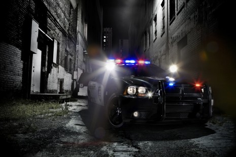 2011 Dodge Charger Pursuit police vehicle
