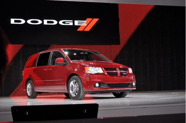 Dodge Caravan 2011, Dodge Grand Caravan 2011, Dodge Grand Caravan 2011 Features