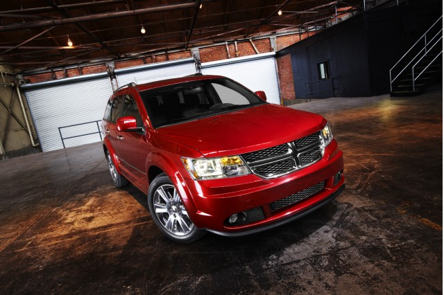 2011 Dodge Journey: Family Car