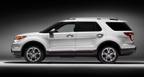 ford explorer with 2 0 liter ecoboost scores 28 mpg fuel economy. Cars Review. Best American Auto & Cars Review
