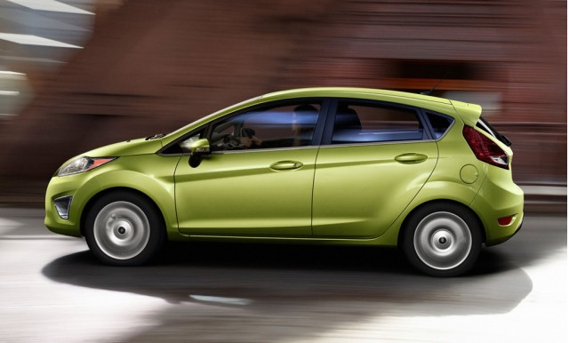 2013 ford fiesta ideal first green car for new drivers