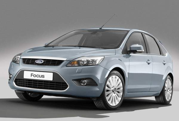 2011 Ford Focus - European model #7537030