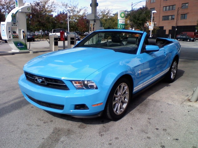 new cars design 2011 ford mustang convertible history. Black Bedroom Furniture Sets. Home Design Ideas