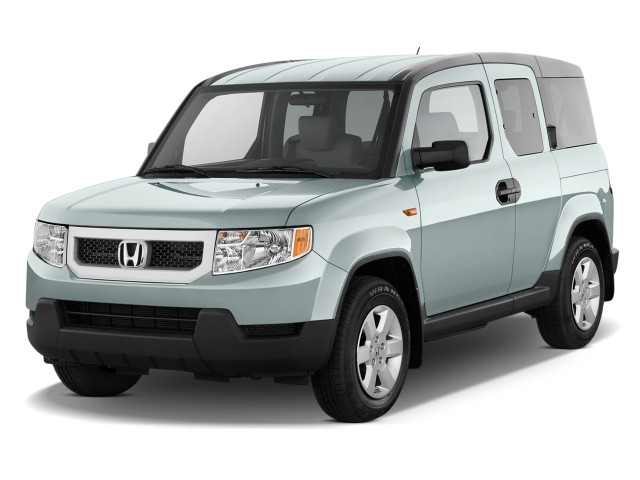 2011 Honda Element Review Ratings Specs Prices And Photos The Car Connection