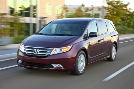 Which Minivan Gets The Best Gas Mileage