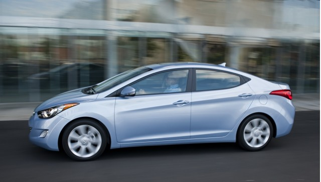 2012 Hyundai Elantra Coupe Coming This Fall