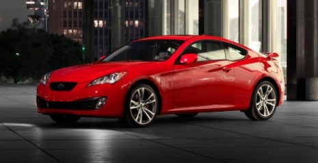 According to a report, Kia will be unveiling its own rear-wheel drive coupe. Unlike the 2011 Hyundai Genesis Coupe, it will have V-8 power.