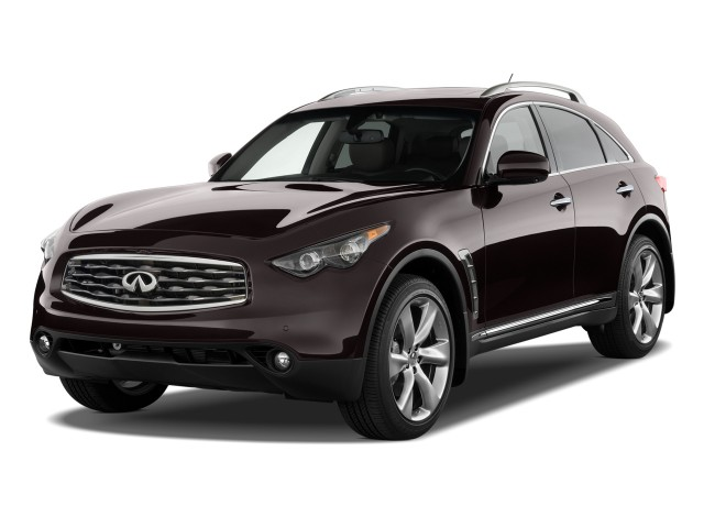 New And Used Infiniti Fx50 For Sale The Car Connection