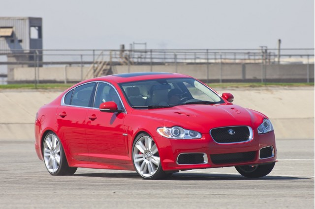 2011 Jaguar XF Supercharged #8242772
