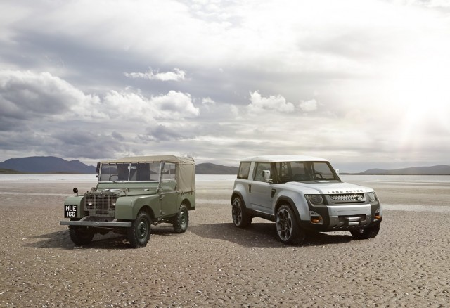 Next Generation Land Rover Defender Coming In 2016 Report