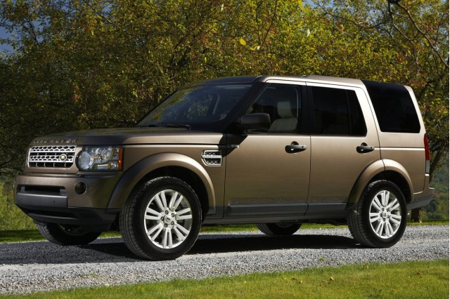 2011 Land Rover Lr4 Driven