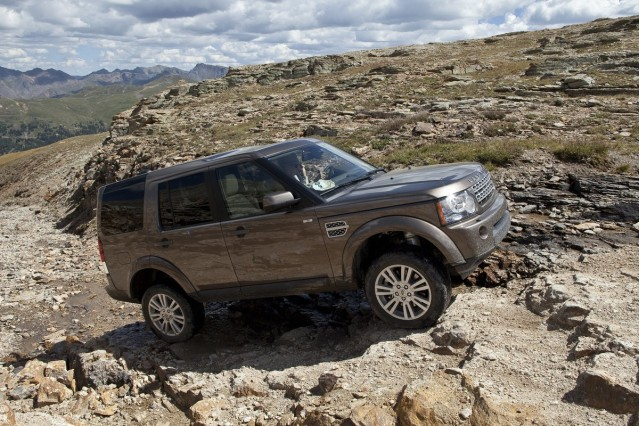 Rover Going Global With Names, Phasing Out LR4, LR2 By 2016: Report