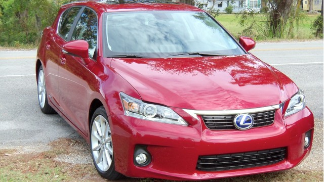 2011 Lexus CT 200h Hybrid in New Orleans #7912175