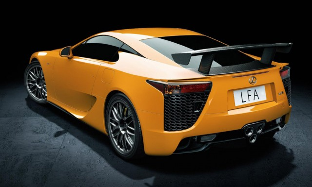 2011 Lexus LFA Nurburgring Package #8850433