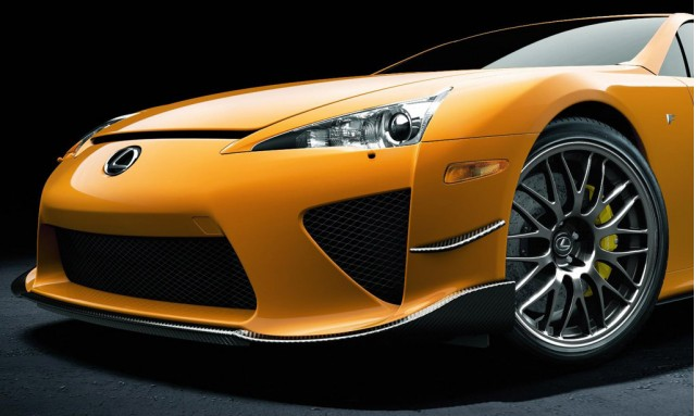 2011 Lexus LFA Nurburgring Package #7804634