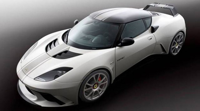 2011 Lotus Evora GTE Road Car Concept #7147145