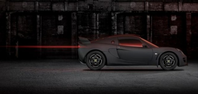 2011 Lotus Exige Matte Black Final Edition #9381840