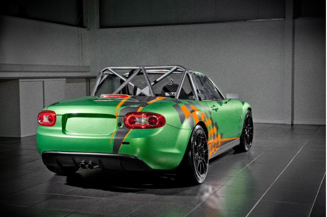 2011 Mazda MX-5 GT race car #9176580