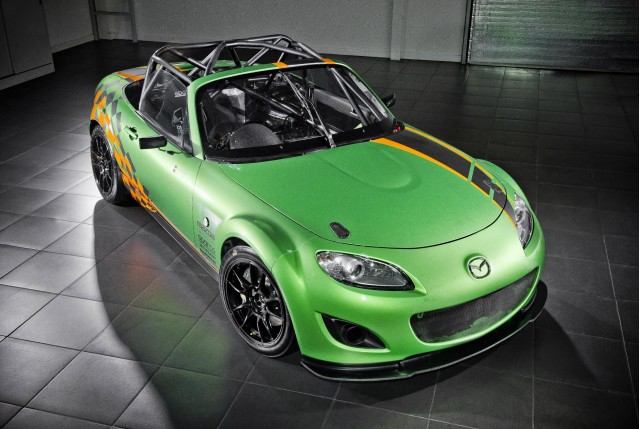 2011 Mazda MX-5 GT race car #8485711