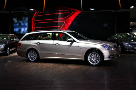 Family car advice the best family wagons for 2011 for 2011 mercedes benz e class wagon